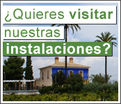 ¿quieres visitar nuestras instalaciones?