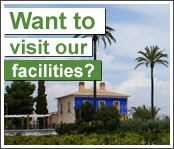 Want to visit our facilities?